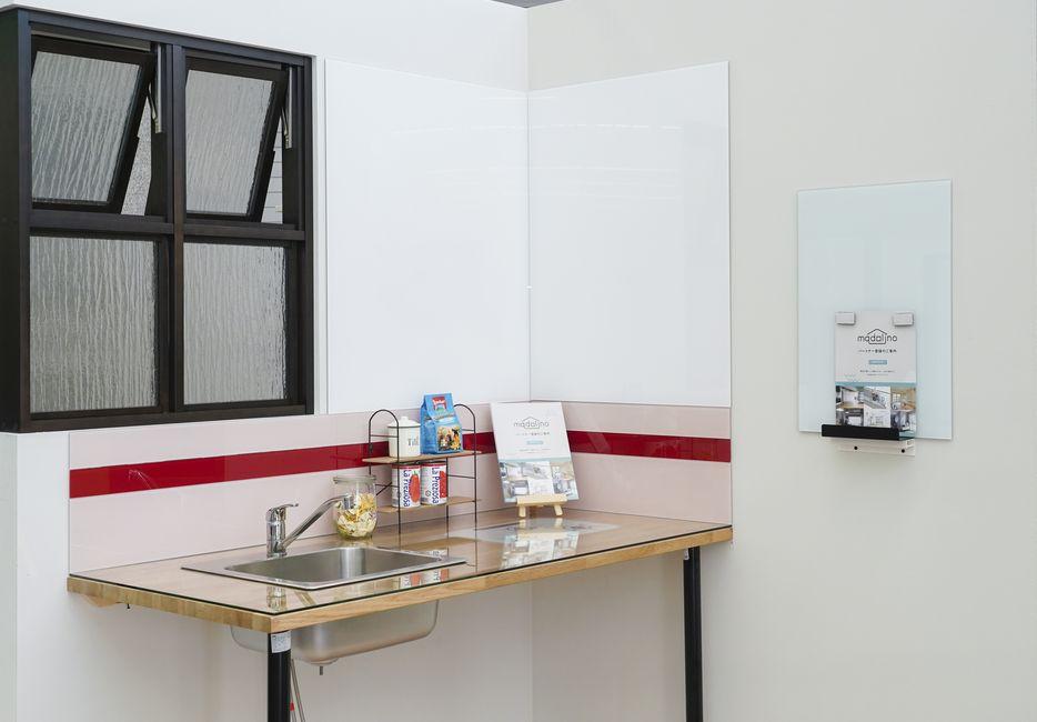 賃貸キッチンルームのプチリノベーション